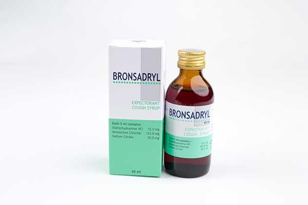 Bronsadryl Syrup