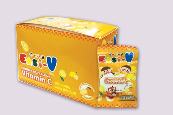 Easi-V Gummy (Vitamin C)
